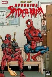 Marmara Çizgi - Avenging Spider-Man Sayı 4