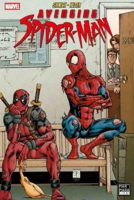 Avenging Spider-Man Sayı 4