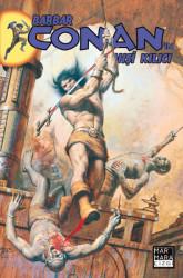 Marmara Çizgi - Barbar Conan'ın Vahşi Kılıcı Cilt 11