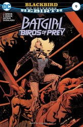 DC - Batgirl and Birds of Prey # 9