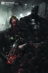 DC - Batman # 101 Francesco Mattina Variant