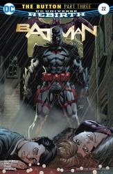 DC - Batman # 22 (The Button)