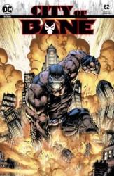 DC - Batman # 82 Acetate Cover