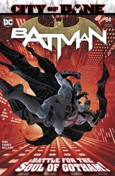 DC - Batman # 84
