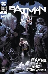 DC - Batman # 92