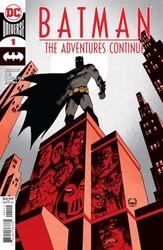 DC - Batman Adventures Continue # 1 2nd Ptg