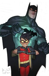 DC - Batman Adventures Continue # 4 Variant