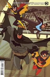 DC - Batman Adventures Continue # 5 Variant