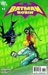 DC - Batman And Robin (1st Series) # 13