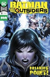 DC - Batman And The Outsiders # 8