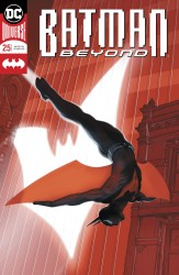 DC - Batman Beyond # 25 Foil