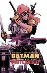 DC - Batman Curse Of The White Knight # 4