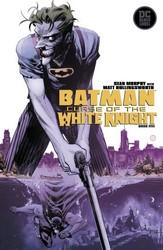 DC - Batman Curse Of The White Knight # 5