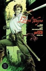 DC - Batman Curse Of The White Knight # 6 Variant