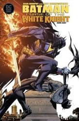 DC - Batman Curse Of The White Knight # 8