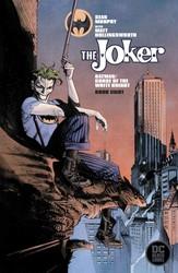 DC - Batman Curse Of The White Knight # 8 Variant