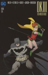 DC - Batman Dark Knight III The Master Race # 6 Capullo Midtown Exclusive Variant
