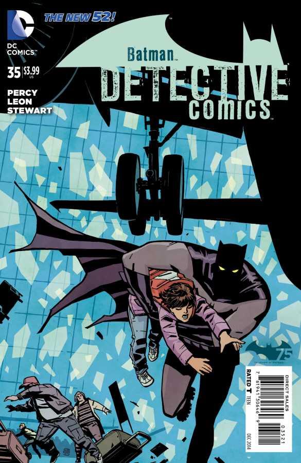 DC - Batman Detective Comics (New 52) # 35 1:25 Chiang Variant