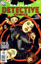 DC - Batman Detective Comics # 812