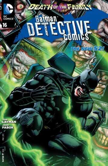 DC - Batman Detective Comics (New 52) # 16