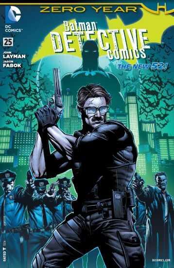 DC - Batman Detective Comics (New 52) # 25