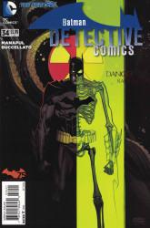 DC - Batman Detective Comics (New 52) # 34 1:25 Andrew Robinson Variant