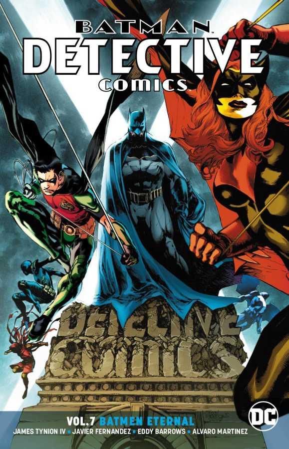DC - Batman Detective Comics (Rebirth) Vol 7 Batmen Eternal TPB