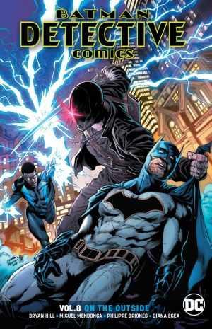 Batman Detective Comics (Rebirth) Vol 8 On The Outside TPB