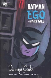 DC - Batman Ego And Other Tails TPB