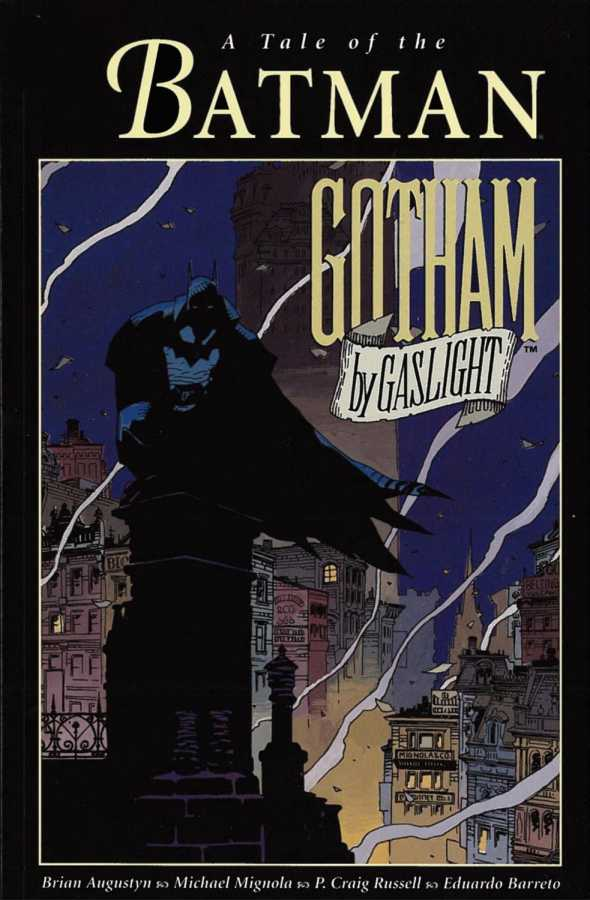 DC - Batman Gotham By Gaslight