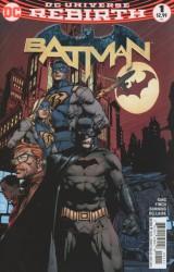 DC - Batman # 1 2nd PTG