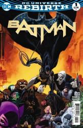 DC - Batman # 1 Variant