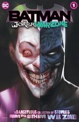 DC - Batman Joker War Zone # 1 (ONE SHOT)