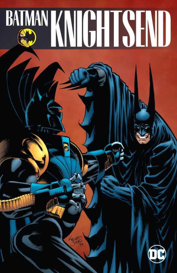 DC - Batman Knightsend TPB
