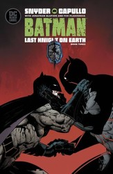 DC - Batman Last Knight On Earth # 3