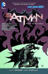 DC - Batman Night Of The Owls (New 52) TPB
