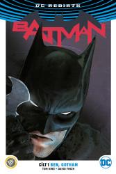 JBC Yayıncılık - Batman (Rebirth) Cilt 1 Ben, Gotham