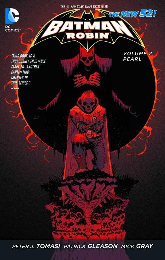 DC - Batman And Robin (New 52) Vol 2 Pearl TPB
