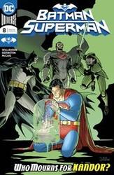 DC - Batman Superman # 8