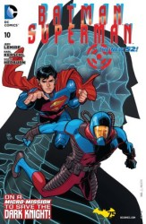 DC - Batman Superman (New 52) # 10