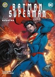 JBC Yayıncılık - Batman Superman (Yeni 52) Cilt 4 Kuşatma