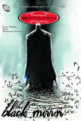 DC - Batman The Black Mirror TPB