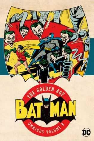 DC - Batman The Golden Age Omnibus Vol 8 HC