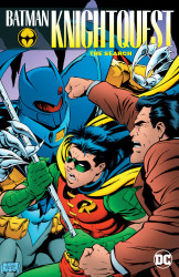 DC - Batman Knightquest The Search TPB