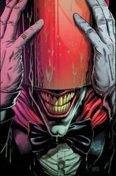 DC - Batman Three Jokers # 1 Premium Variant A Red Hood Ön Sipariş