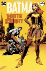 DC - Batman White Knight # 6 Variant
