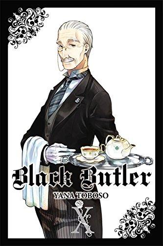 VIZ - Black Butler Vol 10