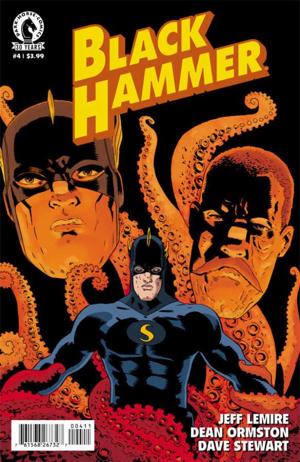 Dark Horse - Black Hammer # 4
