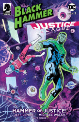 Dark Horse - Black Hammer Justice League # 2 Cover A Walsh