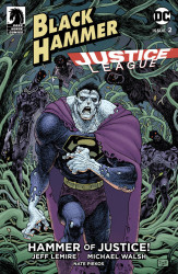 Dark Horse - Black Hammer Justice League # 2 Cover C Bertram